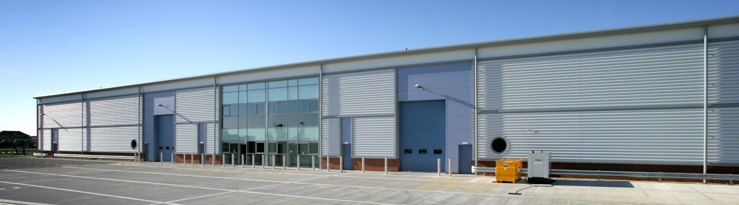 Our warehouse in Chichester, W Sussex
